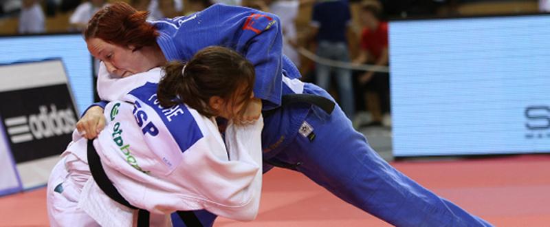 Isabel Puche ha sido la española más destacada en Tashkent. Fuente: