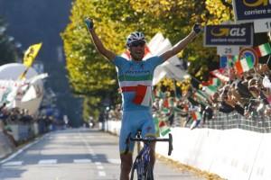 Nibali se ha hecho con la victoria. Fuente:
