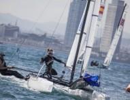 Fernando Echávarri y Tara Pacheco, en el top-5 de Europa