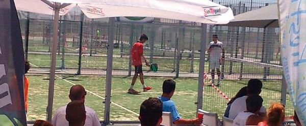 Inacua Raqueta. Fuente: AD