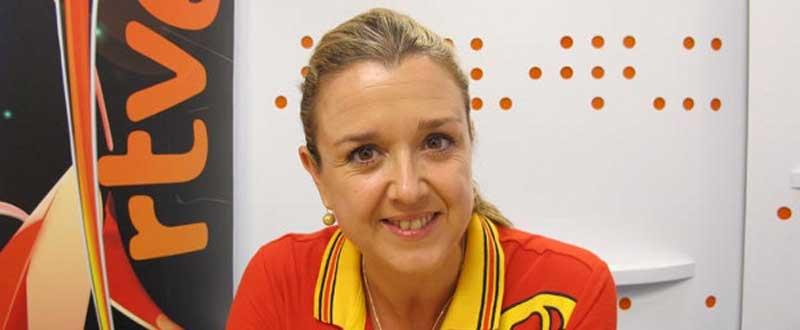 Anna Tarrés. Fuente: Archivo AD