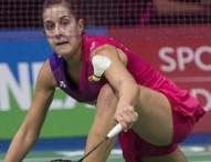 Carolina Marín, a las puertas de la final del All England