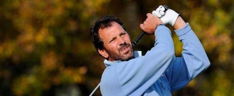 Santiago Luna. Federación Madrileña de Golf