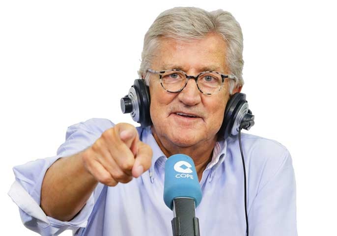 Pepe Domingo Castaño. Fuente: Cope