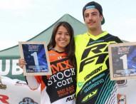 Alejandro Alcojor y Verónica García ganan la Liga LBR
