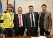 La Fedc y la Rfedi se unen para impulsar a los esquiadores paralímpicos