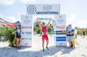 Javier Gómez Noya. Fuente: Island House Invitational Triathlon