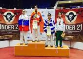 Jesús Tortosa revalida el título de campeón de Europa sub-21