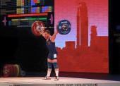 Josue Brachi, 11º en el mundial de Houston