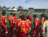 Los 'Redsticks' empatan ante Bélgica