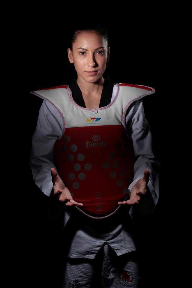 Brigitte Yagüe. Fuente: AD