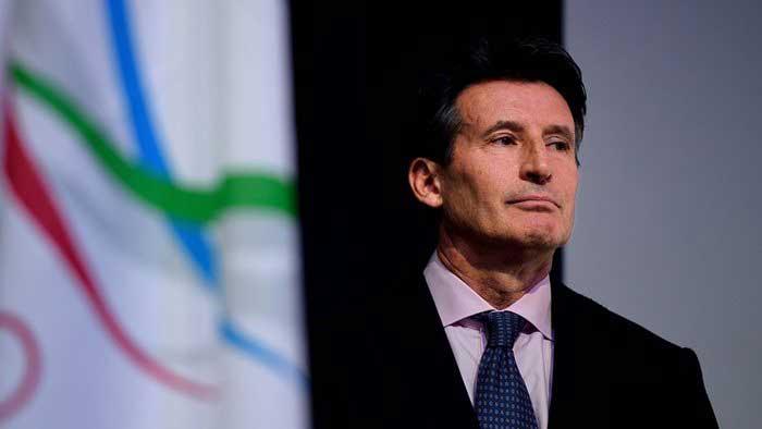 Sebastián Coe. Fuente: IAAF