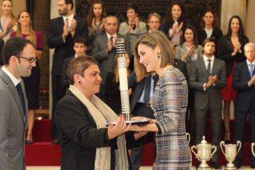 Premio al Special Hockey +. Fuente: Rfeh
