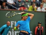 Rafa Nadal y David Ferrer, a escena