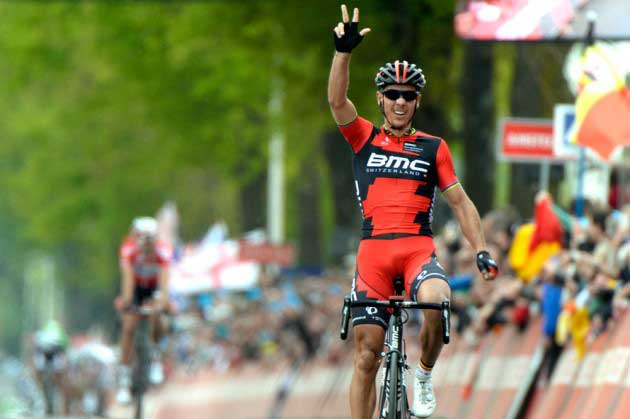 Philippe Gilbert. Fuente: www.cyclingweekly.co.uk