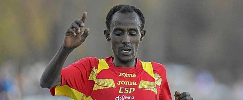 Alemayehu Bezabeh. Fuente: EFE