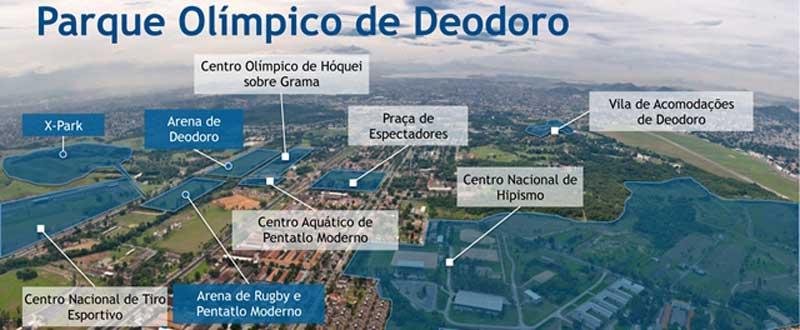 El Parque Radical olímpico. Fuente: desdelaplaza.com