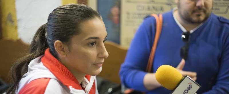 Beatriz Puertas. Fuente: Coraima Mengíbar/Avance Deportivo