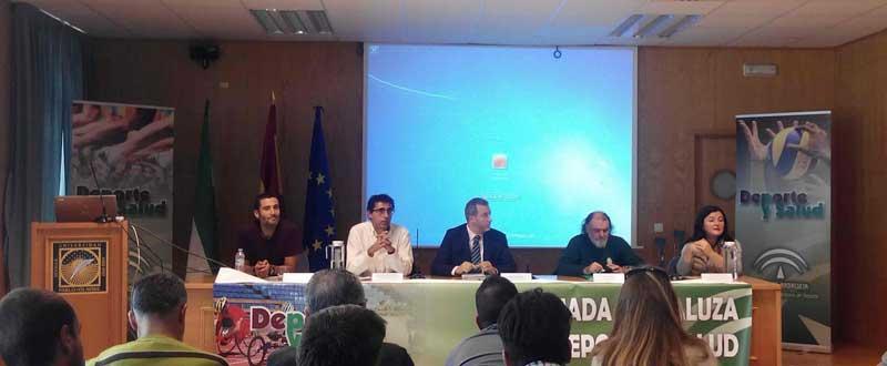 III Jornada Deporte y Salud. Fuente: AD