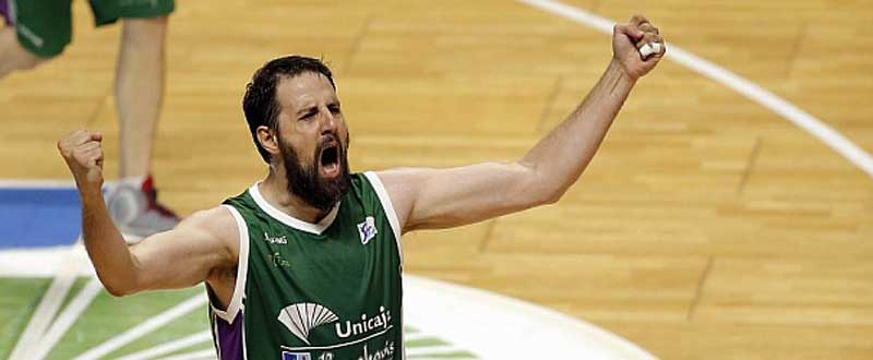 Germán Gabriel. Fuente: ACB