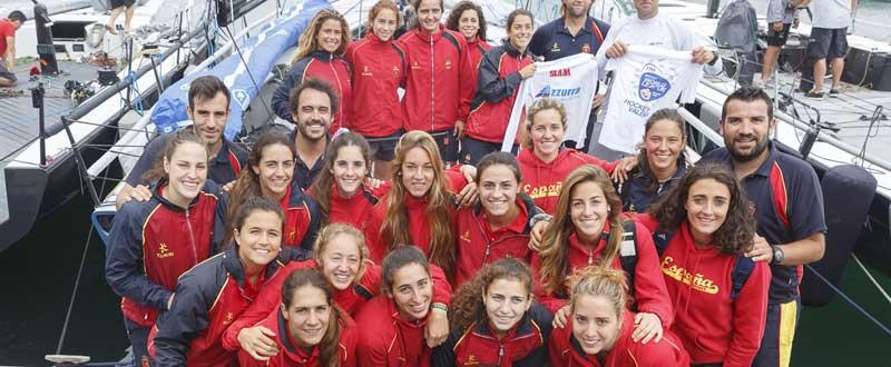 Las 'Redsticks'. Fuente: Ayuntamiento de Valencia