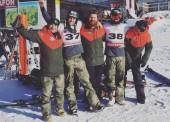 Otro 5º puesto para el snowboardcross