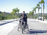 Volando sobre ruedas en la Maratón Cabberty de Málaga