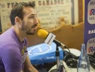 "Josemi González: ""Me hubiera gustado terminar mi etapa en el Málaga CF"""