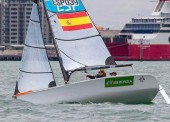 Las 3 embarcaciones paralímpicas, a Río