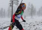 Victoria Padial roza el top-20 en Idre