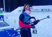 Victoria Padial acaba 24ª en Austria