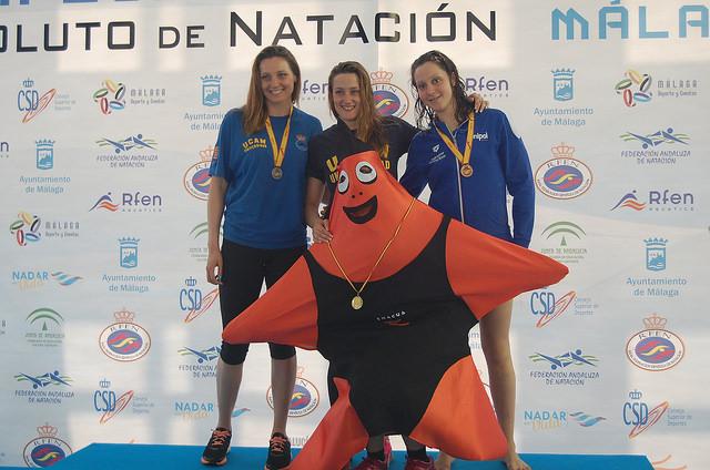 Open Natación en Inacua. Fuente: LPT/Avance Deportivo