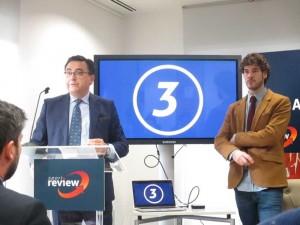 Presentación Sport Review. Fuente: Mariló Carvajal/Avance Deportivo