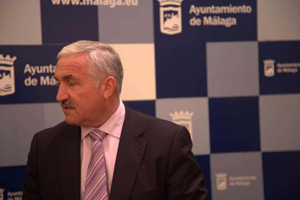 José del Río. Fuente: CM/Avance Deportivo