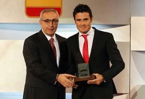 Blanco y Gómez Noya. Fuente: COE