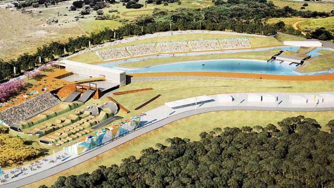 El Parque Radical olímpico. Fuente: eldia.com.do