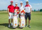Carlota Ciganda y Azahara Muñoz, bazas españolas de golf en Tokio 2020