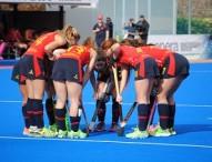 Las 'Redsticks', victoria ante Irlanda