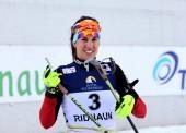 Victoria Padial remonta 21º puestos en la persecución