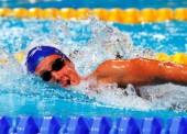 Mireia Belmonte oro en 800 con récord