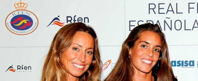 Ona Carbonell y Gemma Mengual. Fuente: Rfen