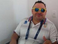 Manolo Martín: «Será difícil tocar medalla pero nos dejaremos el alma»