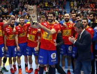 Los 'Hispanos' ganan el 'Memorial Domingo Bárcenas'