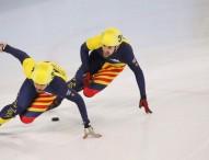 Víctor Martínez y Laia Vallverdú, campeones de España