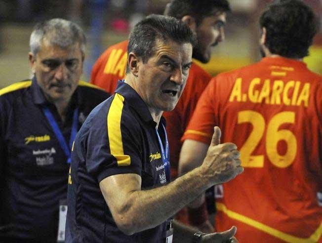 Manolo Cadenas. Fuente: EFE