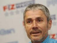 Martín Fiz presenta su nuevo reto, ganar los 6 majors