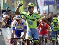 Bennati, vencedor de la 1ª etapa de la Vuelta de Andalucía