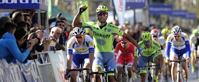 Bennatti. Fuente: Vuelta Andalucía 2016