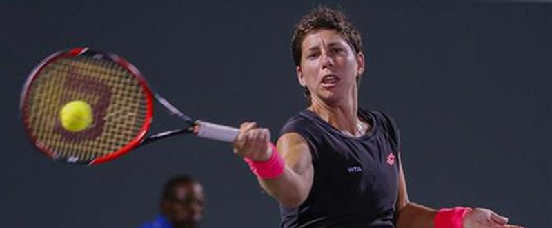La tenista canaria Carla Suárez accede al número 6 del ránking mundial.