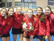 Recital de las 'Redsticks' ante Bélgica